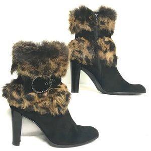 """Stuart Weitzman Shoes - Stuart Weitzman """"Go fur it"""" ankle boots"""